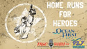 OceanFirst Donates $30k Through HRs for Heroes