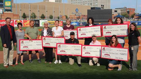 Toledo Donations 08-26-12