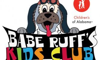 Barons, Children's of Alabama Launch Babe Ruff's Kids Club