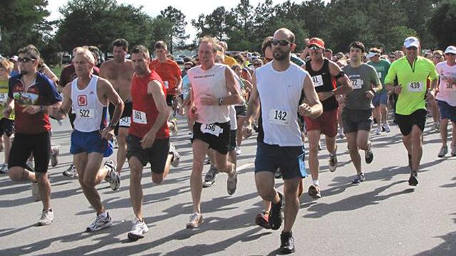 Run Forrst Run 5K
