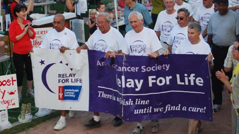 Come out to Wicomico County Relay for Life on September 27