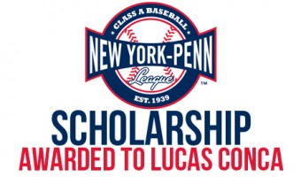 Renegades Announce Lucas Conca as Winner of NYPL Scholarship Competition