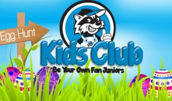 Kids Club Easter Egg Hunt