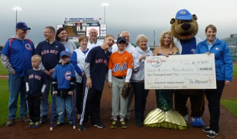 Chicken of the Sea Donates $10,000 to Kiwanis Miracle League