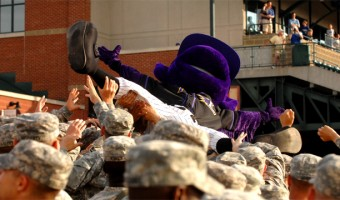 Bats host Military Appreciation Day during eight-game homestand
