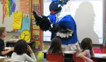 Hit the Books underway in schools