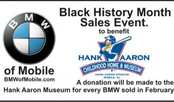BayBears, BMW of Mobile Team-Up for Charity