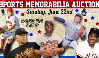 P-Nats Military Night Auction To Benefit Wounded Warriors