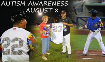 Photo squares on sale for Autism Awareness Jerseys