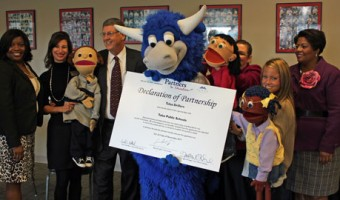 Drillers Announce Anti-Bullying Program with TPS