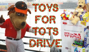 Keys to Host Toys for Tots Drive
