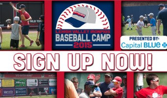 Sign-up for 2015 Youth Baseball Camp!