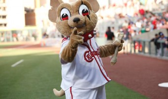 Chico Makes 500th Community Appearance!