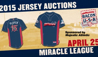 Miracle League Game Set for Prior to 4/25 Game