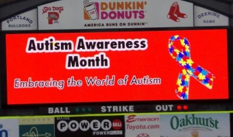 Sea Dogs to Host Autism Awareness Day on April 11