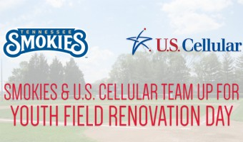 Smokies To Renovate Youth Fields Saturday
