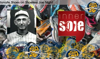 """RiverDogs Announce """"Shoes for Joe Night"""" on May 16"""