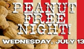 Cougars To Host Peanut-Free Night on July 13