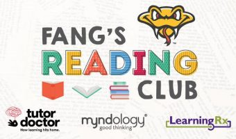 Register for This Year's Edition of Fang's Reading Club