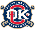 Oklahoma-City-RedHawks-Logo