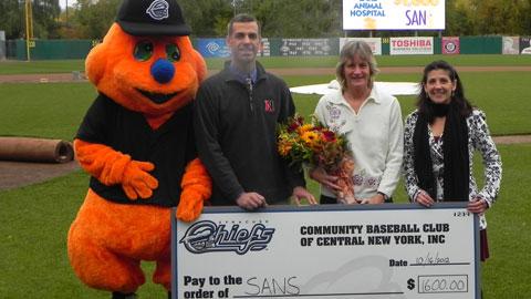 Syracuse SANS Donation