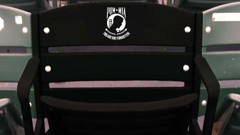 Mobile POW-MIA Seat