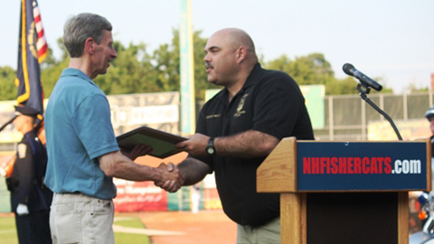 New Hampshire-Law Enforcement night 2013