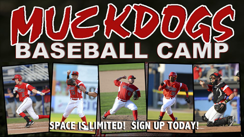 2013 Muckdogs Baseball Camp (Mike Janes / Four Seam Images)