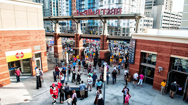 The Knights welcomed 696,601 fans through the gates in 2014. (Jon Strayhorn)