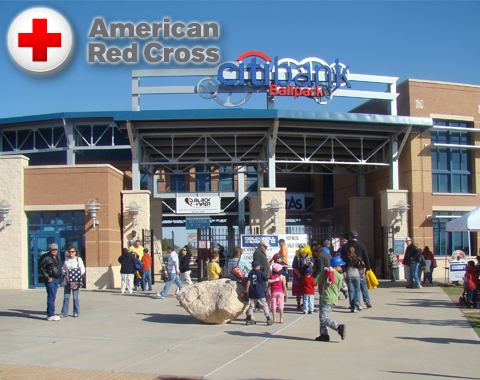 Anyone that donates at the Citibank Ballpark location will receive a ticket voucher to a future game