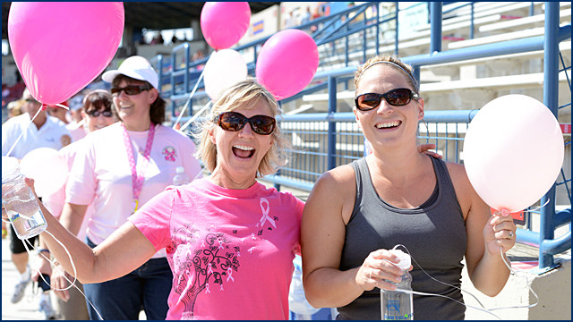 Participants from around Eastern Washington can help raise Breast Cancer Awareness,