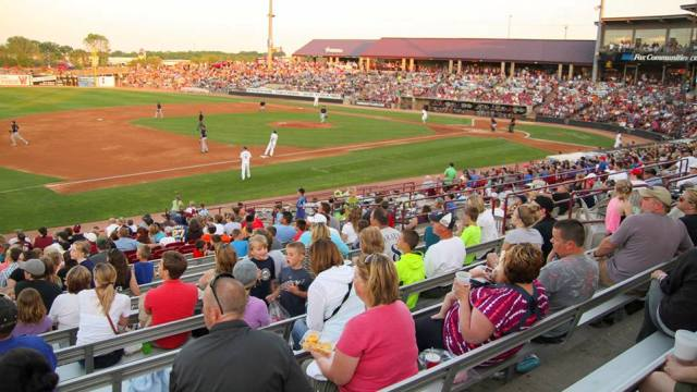 Neuroscience Group Field at Fox Cities Stadium will be a No Peanuts Zone for Peanut Free Night on Friday, June 27.