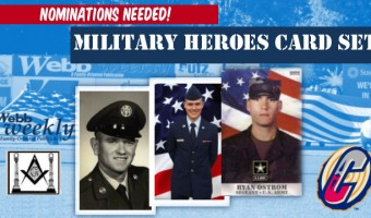Cutters Looking for Local Military Heroes