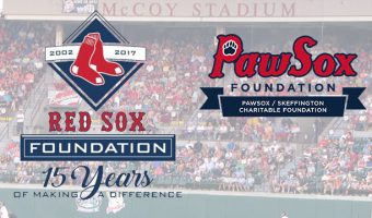 Red Sox Foundation and Pawsox Foundation Partner with Rhode Island Little League to Support all 48 Leagues in the State