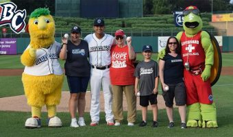 BlueClaws Upgrade Fundraising Options for 2018 Season